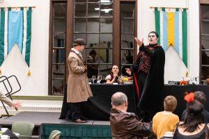 Dracula's Decadent Dinner Party