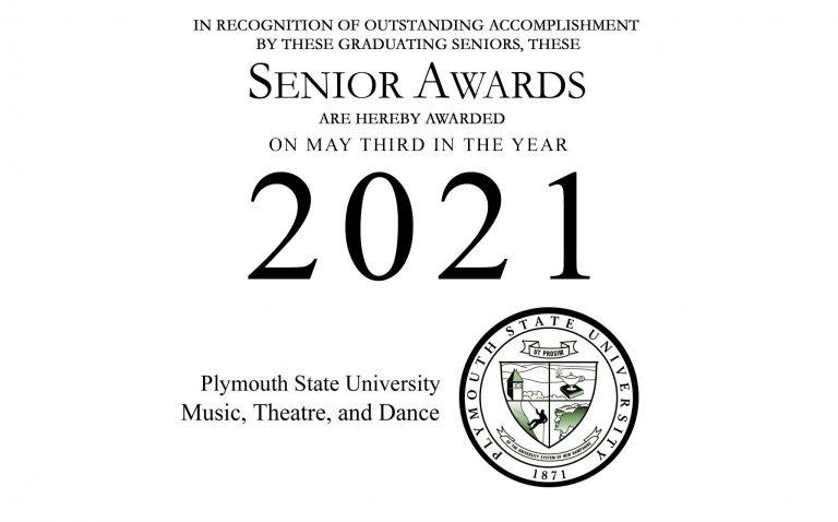 Senior Awards 2021