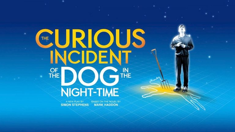 Cast List:  <i>The Curious Incident of the Dog in the Night-Time</i>