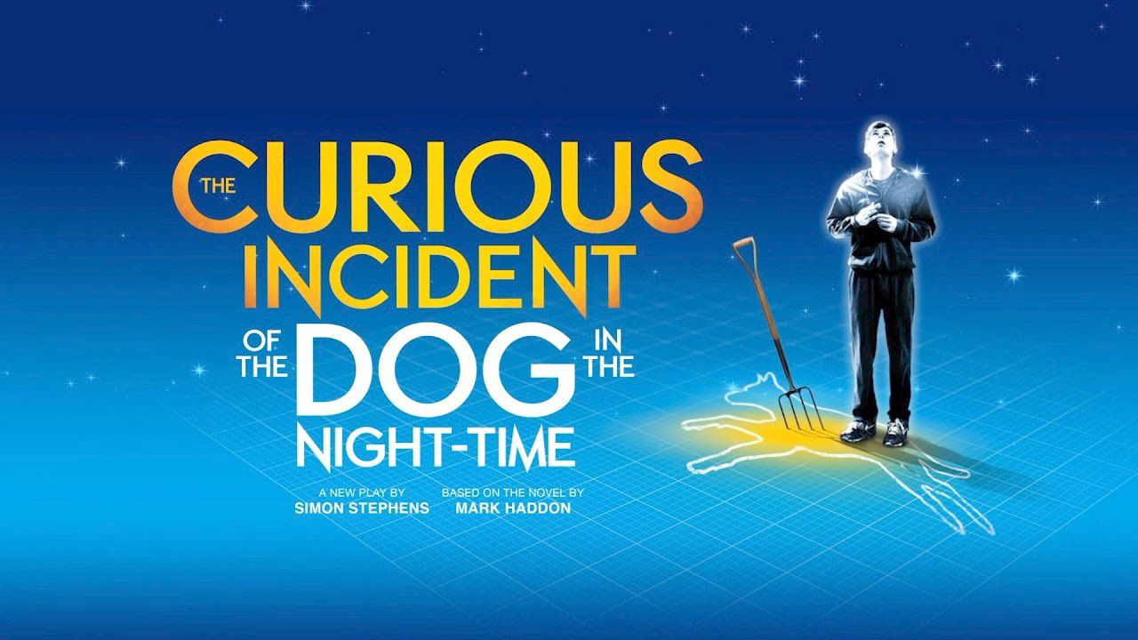 Cast List:  The Curious Incident of the Dog in the Night-Time